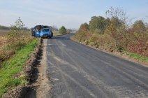 Odbudowa drogi Mędrzechów - Kupienin