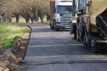 Zakończone inwestycje na drogach powiatowych