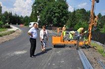 Drogi powiatowe 2014-15