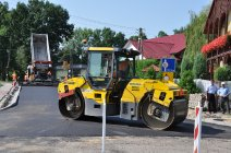 Odbudowa drogi powiatowej