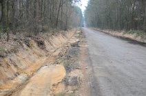 Remont drogi powiatowej w miejscowościach Wólka Grądzka i Wola Mędrzechowska