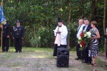 Poświęcenie Krzyża Pomnika