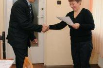 Inauguracyjna sesja Rady Gminy Mędrzechów-11