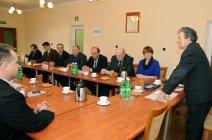 Inauguracyjna sesja Rady Gminy Mędrzechów-13