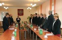 Inauguracyjna sesja Rady Gminy Mędrzechów-14