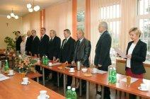 Inauguracyjna sesja Rady Gminy Mędrzechów-15
