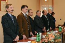 Inauguracyjna sesja Rady Gminy Mędrzechów-16