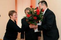Inauguracyjna sesja Rady Gminy Mędrzechów-19