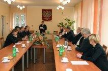 Inauguracyjna sesja Rady Gminy Mędrzechów-1