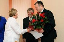 Inauguracyjna sesja Rady Gminy Mędrzechów-21