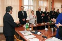 Inauguracyjna sesja Rady Gminy Mędrzechów-22