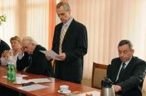 Inauguracyjna sesja Rady Gminy Mędrzechów-23