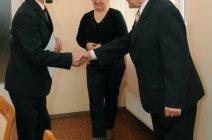 Inauguracyjna sesja Rady Gminy Mędrzechów-7