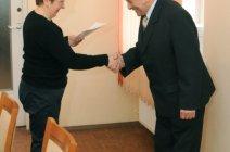 Inauguracyjna sesja Rady Gminy Mędrzechów-8