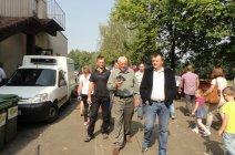 Mieszkańcy Gminy Mędrzechów na targach w Nawojowej