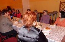 Spotkanie opłatkowe Koła Gospodyń Wiejskich z Mędrzechowa