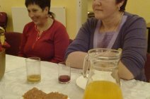 Spotkanie opłatkowe Koła Gospodyń Wiejskich z Mędrzechowa-1