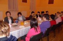 Spotkanie opłatkowe Koła Gospodyń Wiejskich z Mędrzechowa-2