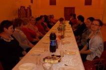 Spotkanie opłatkowe Koła Gospodyń Wiejskich z Mędrzechowa-3
