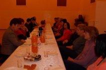 Spotkanie opłatkowe Koła Gospodyń Wiejskich z Mędrzechowa-4