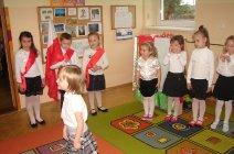 Święto Niepodległości w Przedszkolu w Grądach-2