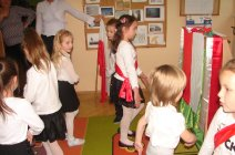 Święto Niepodległości w Przedszkolu w Grądach-6
