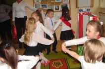 Święto Niepodległości w Przedszkolu w Grądach