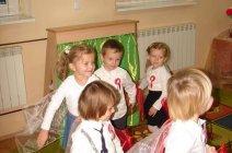 Przedszkolaki z Grądów uczcili Święto Niepodległości -18