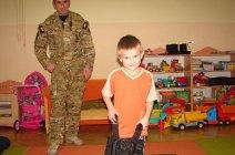Przedszkolaki z Grądów uczcili Święto Niepodległości -1