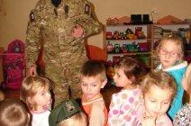 Przedszkolaki z Grądów uczcili Święto Niepodległości -4