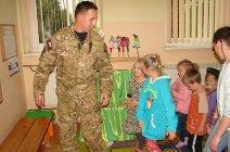Przedszkolaki z Grądów uczcili Święto Niepodległości -6