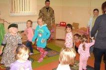 Przedszkolaki z Grądów uczcili Święto Niepodległości -7