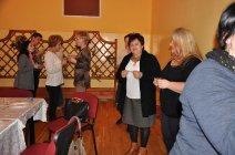 Spotkanie opłatkowe Koła Gospodyń Wiejskich w Mędrzechowie-11