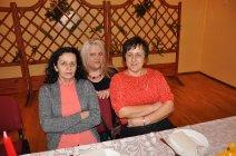 Spotkanie opłatkowe Koła Gospodyń Wiejskich w Mędrzechowie-3