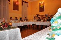 Spotkanie opłatkowe Koła Gospodyń Wiejskich w Mędrzechowie-4