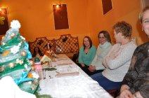 Spotkanie opłatkowe Koła Gospodyń Wiejskich w Mędrzechowie-5