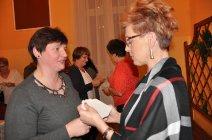 Spotkanie opłatkowe Koła Gospodyń Wiejskich w Mędrzechowie-7