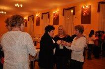 Spotkanie opłatkowe Koła Gospodyń Wiejskich w Mędrzechowie-9