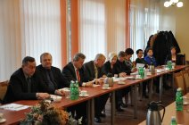 XIX Sesja Rady Gminy w Mędrzechowie