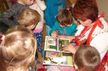 Czykl Patriotryczny w Przedszkolu w Grądach