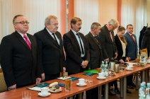 Inauguracyjna Sesja Rady Gminy Mędrzechów