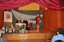 Spotkanie  autorskie z s. Anastazją i s. Salomeą