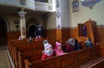 Zima w przedszkolu w Grądach